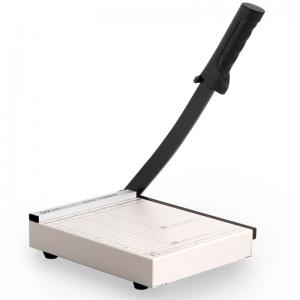 得力 8016 200mm*180mm 钢质切纸机/切纸刀/裁纸刀/裁纸机