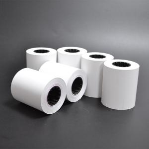 57*50mm 超市收银纸 热敏纸 白色 (单位:卷)