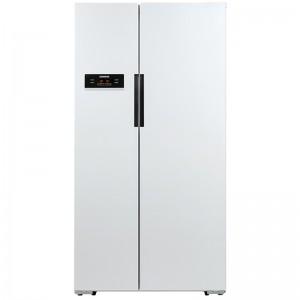 西门子 冰箱 BCD-610W(KA92NV02TI) 变频风冷无霜 对开门 LED显示 610升 白色