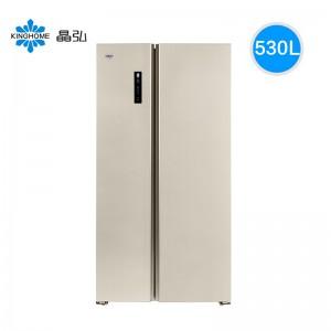 格力 BCD-530WEDC2 530L 晶弘对开冰箱 时代金 (单位:台)