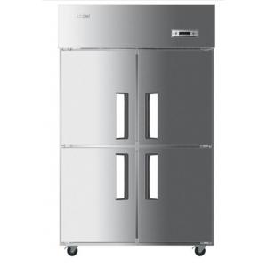 Haier/海尔 SL-1020C2D2 1020 L 定频 十字对开门 电冰箱