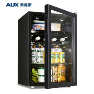 奥克斯(AUX)JC-80 80升  家用商用迷你小型单门冰箱