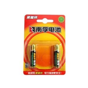 南孚碱性电池 LR03-2B 7号 1.5V 2节/卡