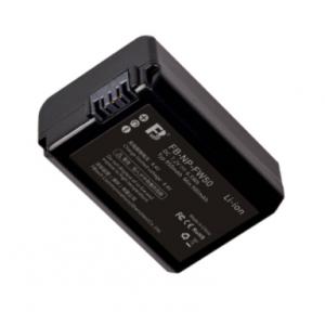 沣标(FB) NP-FW50 数码微单相机For索尼A6500 A6300 A6000 A5100A7rM2 A7sM2 RX10黑卡 ILCE- A7R2电池