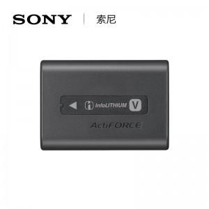 索尼 FV70A 可重复充电电池 长x高x宽约31.8X41.5X45.1mm 黑色