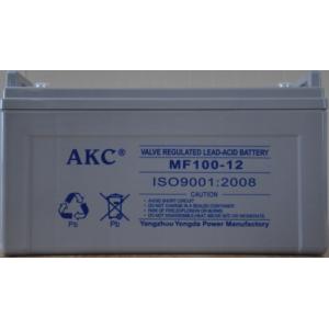 AKC MF12100 12伏100安时 蓄电池 单位:节