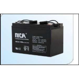 MCA 12V-100AH 免维护蓄电池
