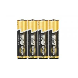南孚 碱性电池  5号 1.5V规格:4粒/卡