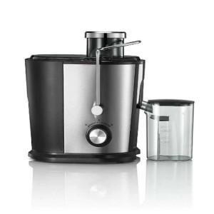美的 JE40D11 果汁机 料理机 400W 277*187*307mm 不锈钢色