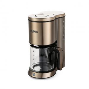 膳魔师 电热咖啡壶 EHA-3352A-MG 1.25L 不锈钢 额定功率1250W 金色