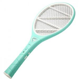 雅格 YG-5635 大网面电蚊拍 充电式苍蝇拍电池可更换