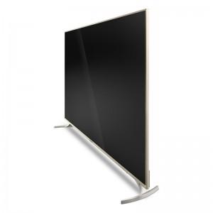 创维 电视机 75G6B 75英寸4K智能网络电视机 支持有线/无线连接 3840*2160分辨率 LED显示屏 二级能效 配底座 一年保修 黑色