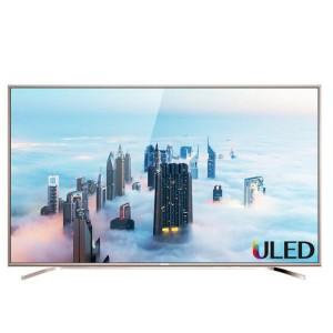 海信 平板电视 LED55MU7000U 55英寸ULED 超高清4K(3840x2160) Hi-Sound独立显示技术 香槟金
