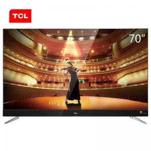 TCL 70C2 70英寸 RGB真4K超高清 64位34核智能电视