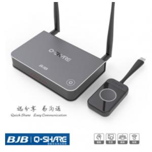 BJB Q-Share 智能无线投屏器 Q100 单画面