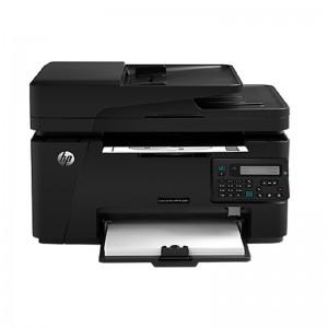 惠普M128FN黑白激光一体机打印/复印/扫描/传真