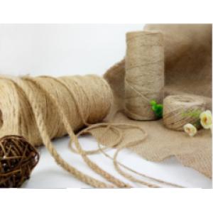 芙拉达 4mm*200m 复古黄麻线绳 编织手工服装吊牌麻绳