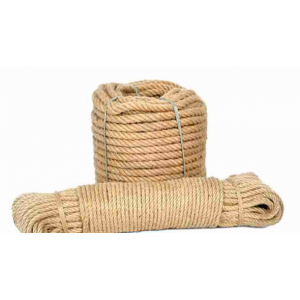 名夏 麻绳绳子麻线diy材料粗细手工编织网格照片墙装饰品  4mm*200米