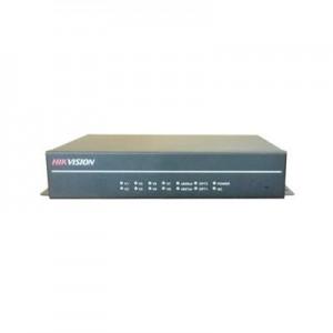 海康威视 8路720P HDTVI高清视频发送光端机DS-3V08T-AE/720P