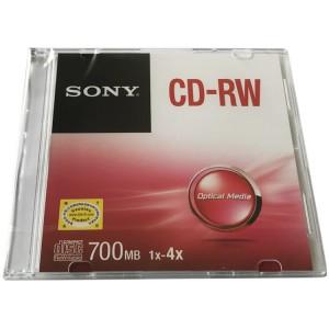 索尼(Sony)光盘单片装 CD-R 700MB