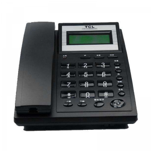 TCL HCD86837TSD 固定电话机