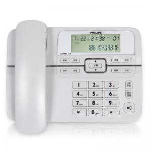PHILIPS/飞利浦 CORD118 固定电话机