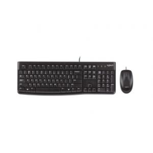 罗技 MK120 USB 键鼠套装