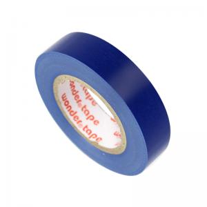 1.5cm宽 PVC绝缘电工胶带 蓝色