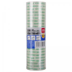 30011 透明小胶带 12mm*14y(12卷/筒)一筒价