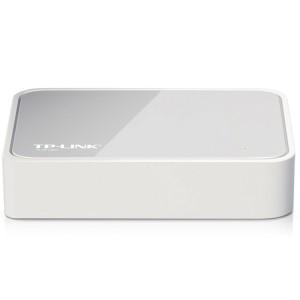 TP-Link交换机 SF1005+ 100Mbps 5个端口
