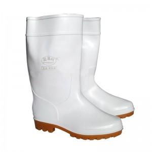 固莱科 食品靴 中筒33cm 耐油耐酸碱胶鞋