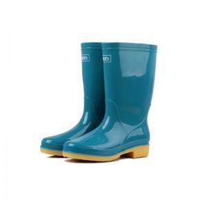 回力 胶鞋 加绒813 高帮 雨鞋(销售单位:双)