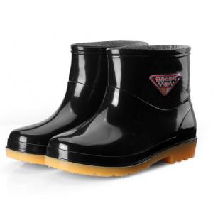 古莱登 16cm 雨鞋 低筒