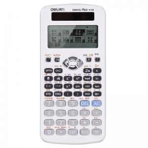 得力 D991CN 函数计算器