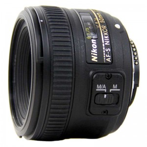 尼康 单反镜头 AF-S 尼克尔 50mm f/1.8G