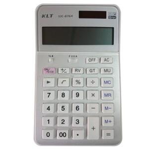 快灵通计算器SJC876H  白 40/件