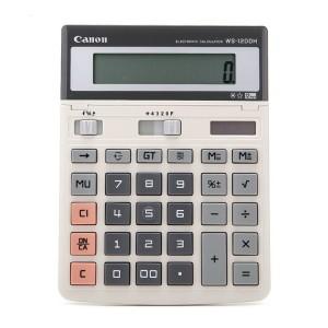 Canon/佳能 12位计算器 WS-1200H(销售单位:台)