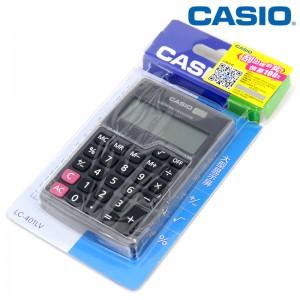 卡西欧(CASIO)LC-401LV 8位翻盖计算器
