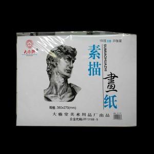 大雅轩 B101006 8K 素描纸(20张/包)