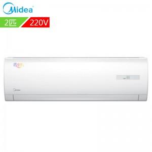 美的 空调 KFR-50GW/DY-DA400(D2) 定频挂壁式 2P 白色