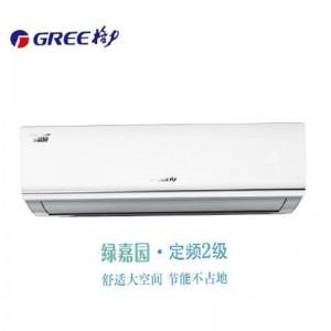 格力 KFR-72GW/(72556)NhAd-2 绿嘉园壁挂式3匹定频冷暖空调 白色 (计价单位:套)