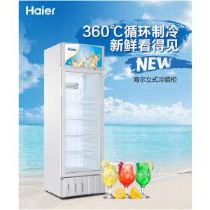 海尔HAIER 冷藏柜 SC-372 340L(销售单位:个)