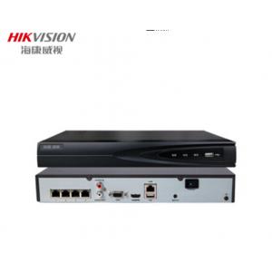海康威视 DS-7804NB-K1/P 网络监控硬盘录像机