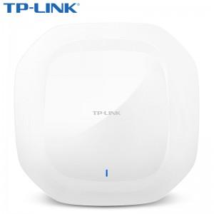 TP-LINK 企业级 无线吸顶式AP TL-HDAP1800C-PoE 四频 2.4/5GHz 259*259*57mm 白色
