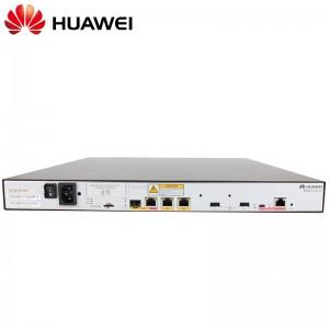 华为(HUAWEI) AR2204-S 路由器 企业级路由器 内置防火墙 3GE WAN(1GE Combo) 2 DSP插槽 150W交流电源