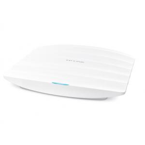 TP-LINK 1167M 双频企业级无线吸顶式AP 颜色:白色、规格:2.4G&5G无线WIFI接入点