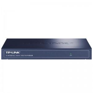 TP-LINK 企业级VPN路由器 TL-R479GP-AC 千兆端口 8口PoE供电 AP管理 黑色