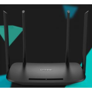 TP-LINK TL-WDR5620雅黑 千兆 1200M 无线路由器 单位:个