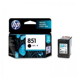 惠普 851号 C9364ZZ 黑色 墨盒(适用D4168/D5168/P8038/P2578/PC4188/O6318/O7208/P8038*/DJ6940)