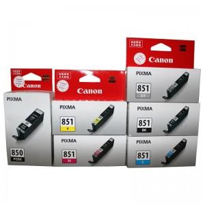 佳能 PGI-851Y 黄色墨盒MG7580 MG6400 IX6880 MG7180 IX6780 IP7280